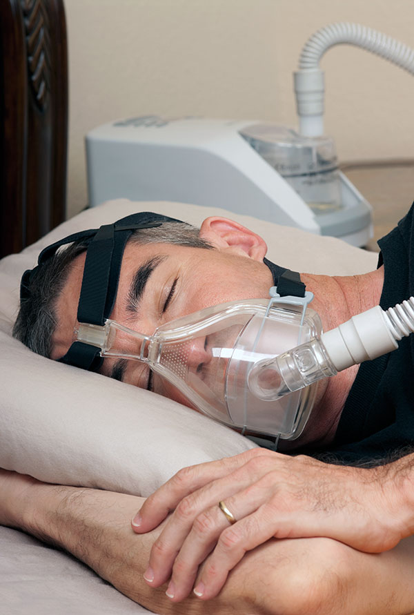 CPAP mask image